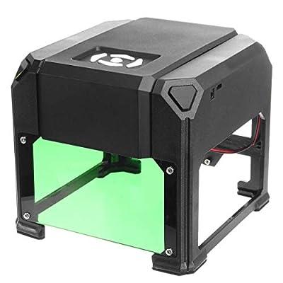 SUNCHI 1000mW DIY Laser Printer Engraving Machine Mini Art Craft Custom Logo Engraver
