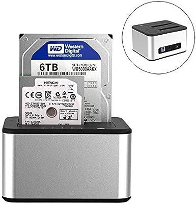 Traioy La transmisión Datos la Caja Disco Duro Externo USB 3.0 es ...