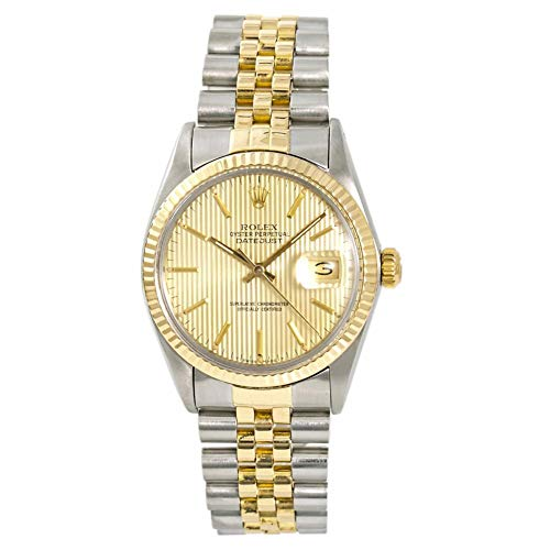 Rolex Datejust Automatic-self-Wind Male Watch 16013 (Certified Pre-Owned)