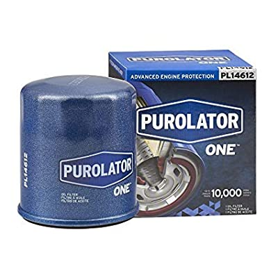 Purolator PL14612 PurolatorONE Oil Filter (Pack of 2): Automotive