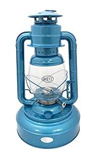 Dietz #2500 Jupiter Oil Lantern (Blue)