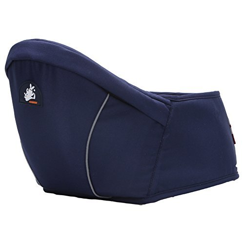 Per Fashional Baby Hip Seat for 0-3 Years Old Baby (Dark Blue)