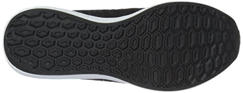 New Balance Men's Cruz V2 Fresh Foam Running Shoe, black/white, 7 D US by New Balance (Image #3)