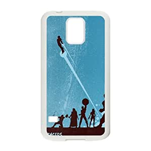Samsung Galaxy S5 Cell Phone Case White Avengers SHS Phone Case Protective Back
