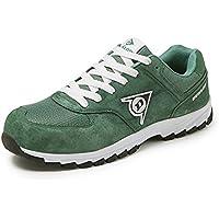 Dunlop DL0201019-42 Zapatos, Verde, 42