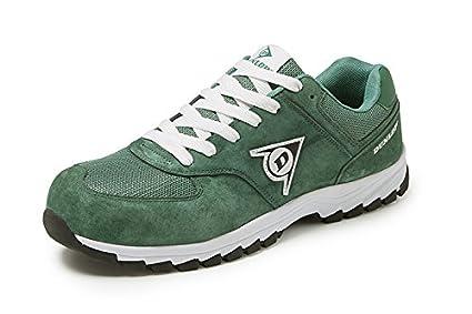 Dunlop DL0201019-39 Zapatos, Verde, 39