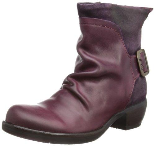 London Mujer 008 para Botas Violett Fly Turquesa Mel Camperas OxXTZwXn7q
