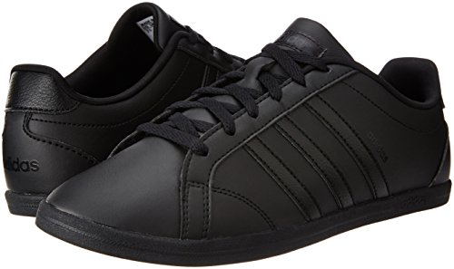 959630aa6 adidas Women's Vs Coneo Qt Low-Top Sneakers, Core Black, 4.5 UK 37 1 ...