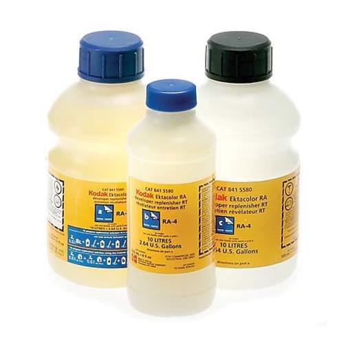 KODAK Ektacolor RA Paper Developer / Replinisher RT, 10 Liters. by KODAK