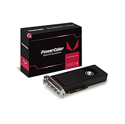 Powercolor AMD Vega 56 video card with 8GB