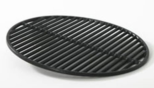 Big  Egg Cast Iron Dual Side Grid : Works great!! Gives the grilling results I was looking