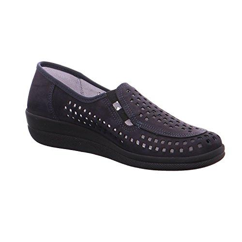 Flats Loafer Women's Blue Flats Loafer Women's ACO ACO rIrqaO5
