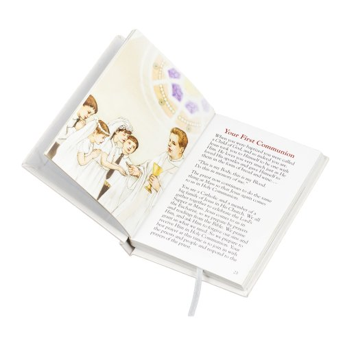 First Holy Communion Gift Set For Girl With Common Prayers