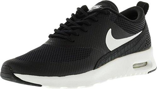 Nike Air Max Thea Damen Sneakers Schwarz (Black/Summit White)