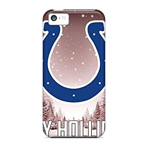 linJUN FENGJamesler Perfect Tpu Case For iphone 4/4s/ Anti-scratch Protector Case (indianapolis Colts)