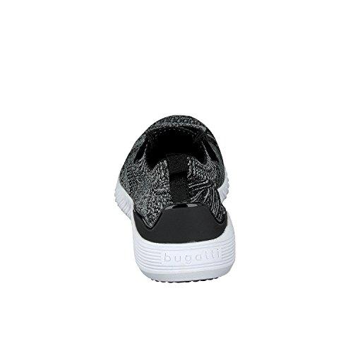 Sneaker 341394046900 Nero Uomo Bugatti Infilare g68TF