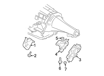 Amazon Com Insulator Engine Mount Automotive
