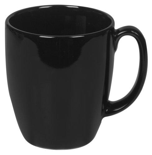 Corelle Livingware 11-Ounce Mug, (Plain Coffee Mug)