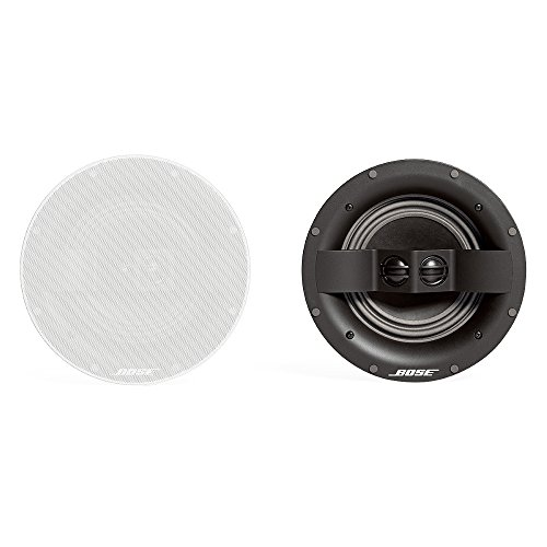 Bose Virtually Invisible 791 In-Ceiling Speaker II (White) - Bose Theater Home In