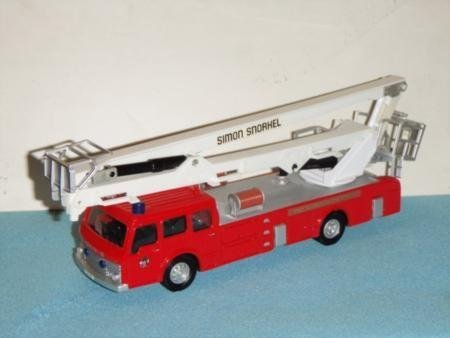 Simon Dennis Hydraulic Platform West Glamorgan Fire Brigade by  Corgi Classics  by Fire Service 137249
