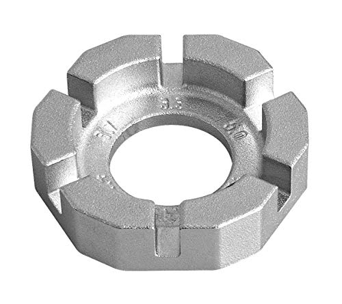 Unior Round Spoke Wrench - 1631/2 ()