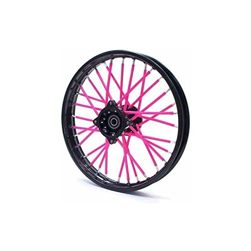 Couvre rayon Rose - Spoke Skins - Dirt bike/Pit bike/Mini Moto