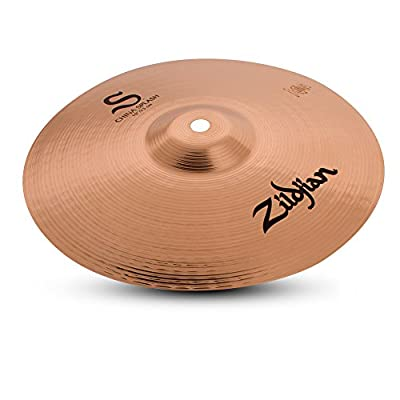 "Zildjian 10"" S China Splash Cymbal by Avedis Zildjian Company"