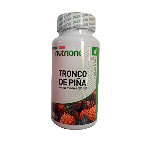 Nutrione Tronco de Piña - 90 comprimidos: Amazon.es ...
