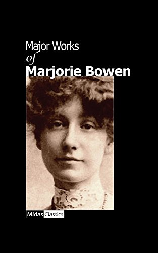 Major Works of Marjorie Bowen