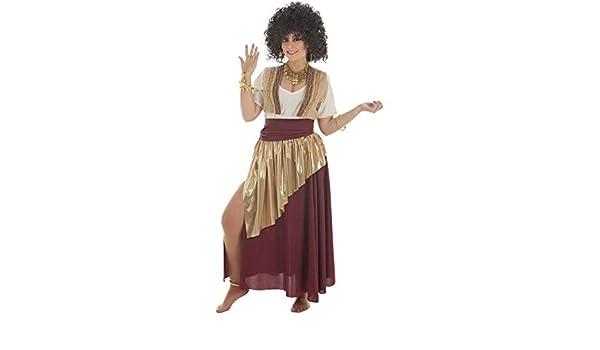 Creaciones Llopis Disfraz de Bailarina Mora para Mujer: Amazon.es ...