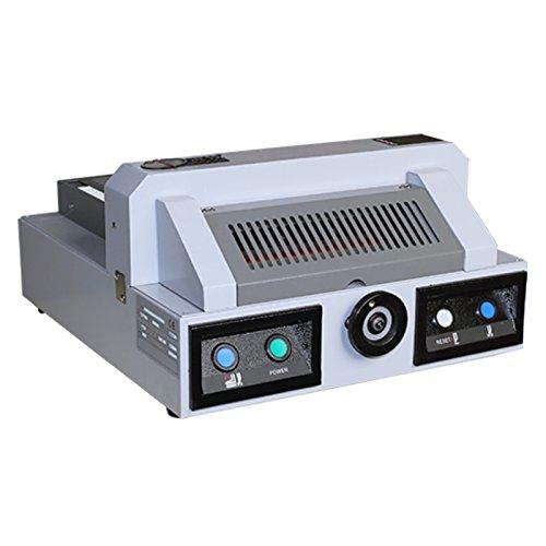 DC-330 Electric Paper Cutting Machine Desktop Electric Paper Cutter Cutting Thickness 30mm Max Cutting Size 330mm B077RQ6MYY