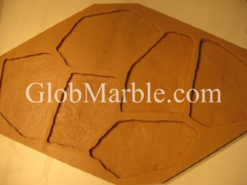 Concrete Mold Flagstone Stepping Stone Mold SS 5101 (Flagstone Costs Patio)