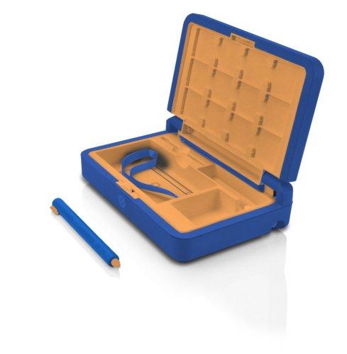 Nintendo Ds Lite Nerf Armor - Nintendo DS Lite Nerf Carrying Case - blue/orange