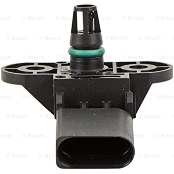 AUDI A4 Replacement for Bosch 0261230081 Premium Compatible Manifold Absolute Pressure MAP Sensor For VW Tiguan Beetle Jetta Gol,f Rabbit A6 Passat A8,Q5 1.4 1.6 2.0 2.5