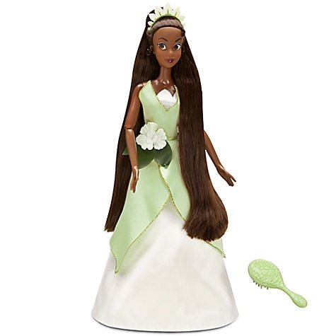 "Disney Singing Tiana Doll — 17"" H, Baby & Kids Zone"