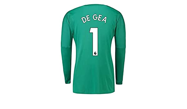 quality design 52f06 b02af Amazon.com : ZZXYSY DE GEA #1 Manchester United Kids and ...
