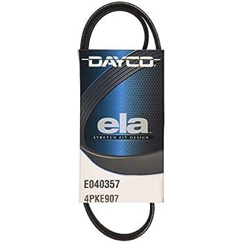 Dayco E040357 Serpentine Belt