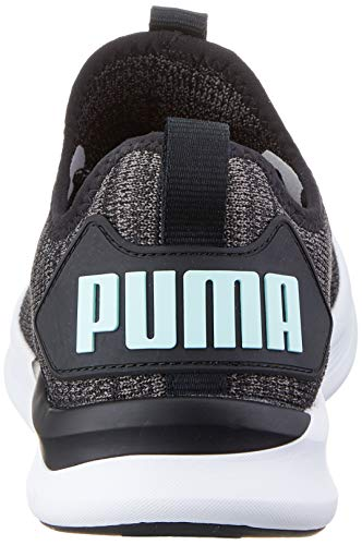 Para Aqua fair Wn's Black Gray Evoknit charcoal 17 Puma puma Mujer Flash De Running Negro Ignite Zapatillas qHSxw0FZ