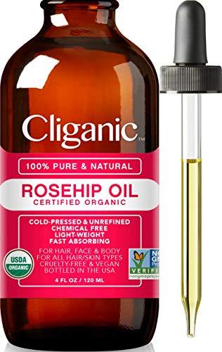 Cliganic USDA Organic Rosehip