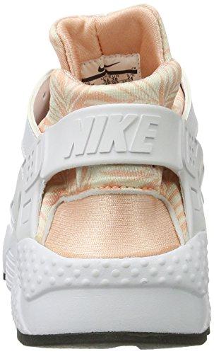 Blanc Print 704946 Chaussures Enfants 100 GS Run Huarache Nike BqwYUU