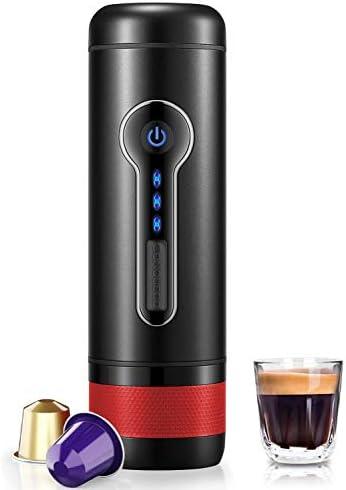 CONQUECO Portable Espresso Maker Travel