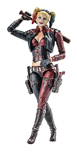 Hiya Toys Injustice 2: Harley Quinn 1:18 Scale 4 Inch Acton Figure