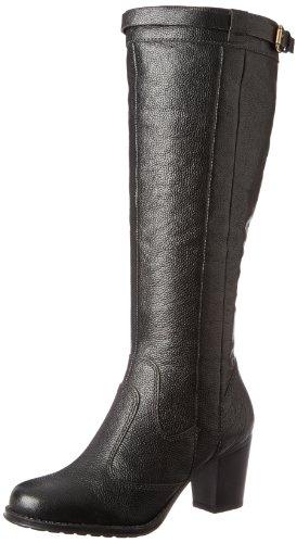 Naturalizer Damaris Damen Schwarz Mode-Knie hoch Stiefel Ohne Karton
