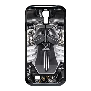 Rolls Royce Samsung Galaxy S4 9500 Cell Phone Case Black Phone cover G2696853