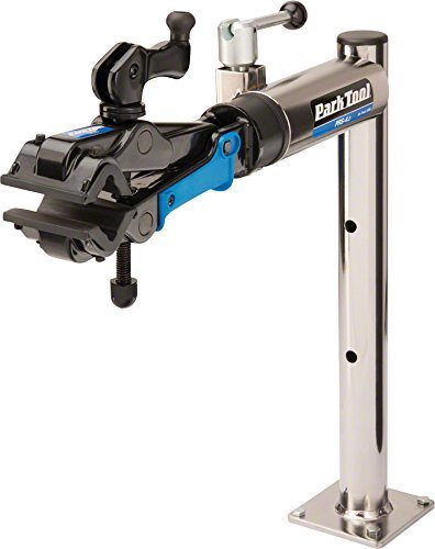 - Park Tool PRS-4.2-2 Adjustable Bench Mount Stand with 100-3D Clamp