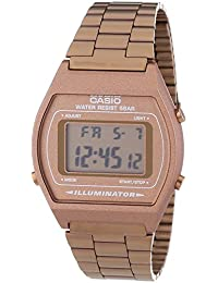 Casio Women's Core B640WC-5A Rose Gold Stainless-Steel Quartz Watch