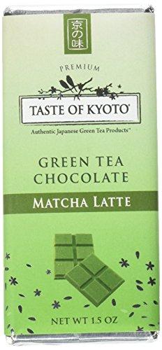 TASTE KYOTO Matcha Latte Chocolate product image