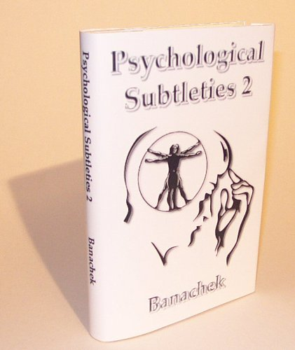 Murphy's Magic Psychological Subtleties 2 (PS2) by Banachek Book by Murphy's Magic