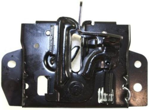 OE Replacement Mitsubishi Lancer Hood Latch (Partslink Number MI1234109)