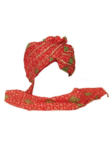 Sunshine Joy Safa Indian Wedding Turban Hat